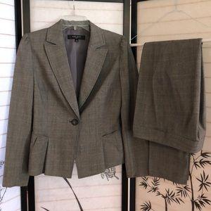 Nine West Ankle Pant Suit Sz 4